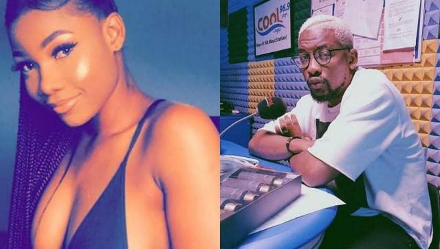 OAP Do2dtun receives death threats over schedule interview with BBNaija's Tacha