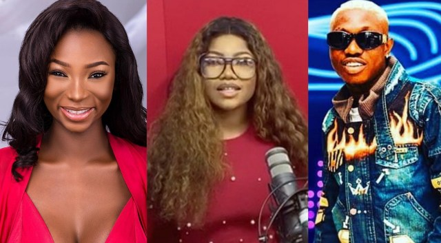 Tacha finally addresses issues with Jaruma and Zlatan body odour video