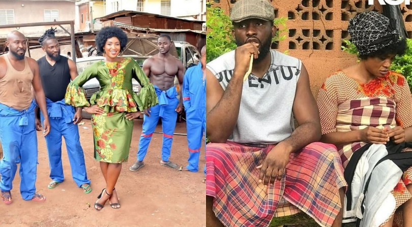 BB Africa All-stars winner Uti Wachukwu features in a local movie, MALICE