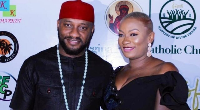 Yul Edochie and wife celebrate 15 years marriage anniversary