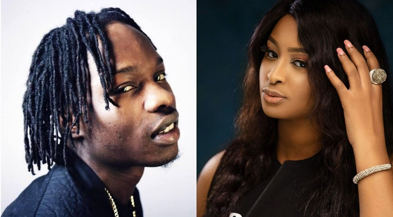 Actress Etinosa confirms Naira Marley's claim that having big booty is better than masters degree