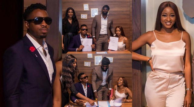 Reality stars Kim Oprah and Ike join mgt division of Play Network Africa, become brand ambassadors