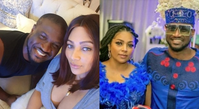 Psquare's Mr P celebrates 6 years marriage anniversary with wife, Titilola