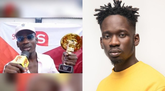 Mr Eazi calls out Headies over failure to give him the car he won in 2016 Next Rated