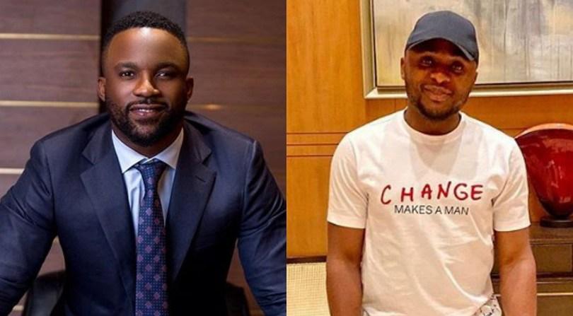 Singer Iyanya reconciles with his former business partner, Ubi Franklin