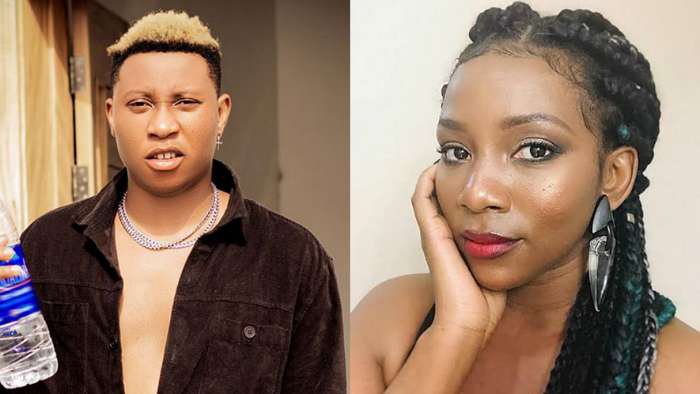 The truth is that you look 16 to me and I love you – Singer, Soft tells actress, Genevieve Nnaji