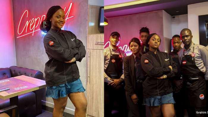 Davido's fiancée, Chioma becomes Crepaway Nigeria brand ambassador