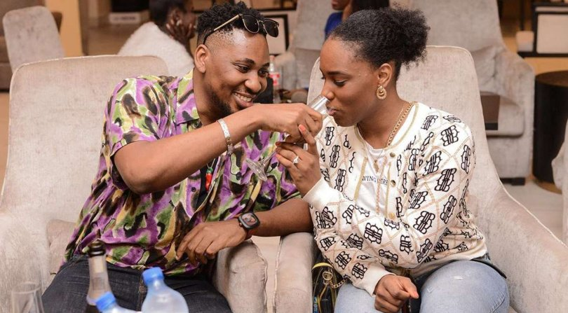 Singer, Pepenazi's girlfriend, Janine says YES, accepts to marry him