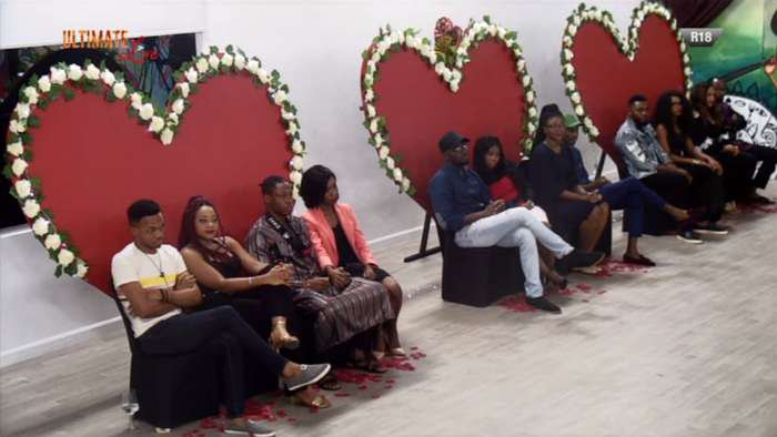 Ultimate Love: How Love Guests nominated each other as couples on 1st nomination day