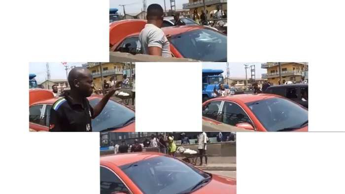SARS operatives captured planting weed in man's car, label him yahoo boy