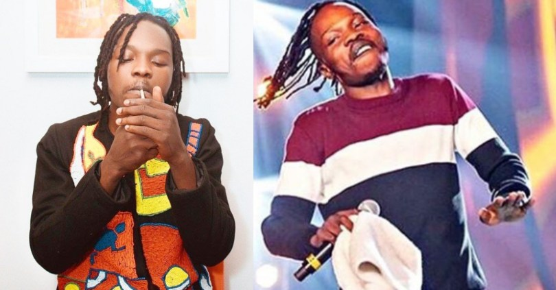 """""""I am shameless"""" – Naira Marley insists after lady leaked their video in bed"""