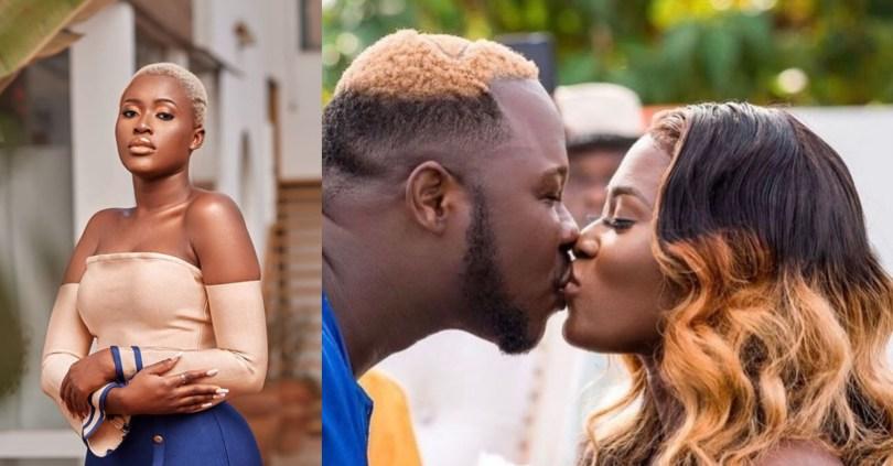 Ghanaian Actress, Fella Makafui Faints At Her Traditional Wedding (Video)