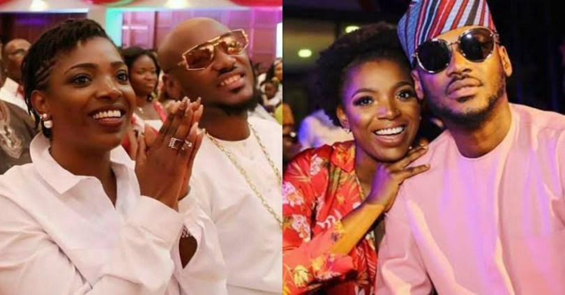 Annie and 2Face Idibia share adorable dance video to celebrate their 7th wedding annie-versary