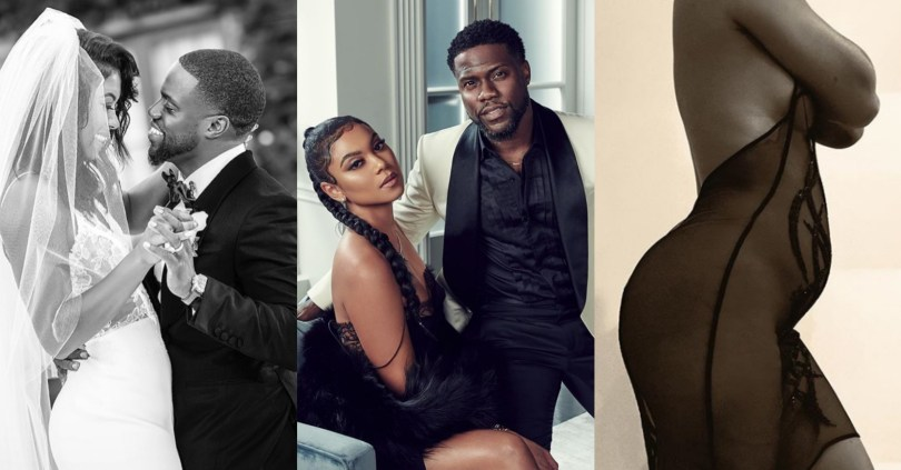 American Comedian, Kevin Hart and wife, Eniko Parrish expecting their second child