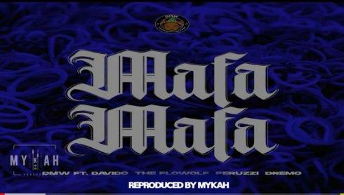 Download Instrumental Davido – Mafa Mafa ft. Peruzzi x Dremo (Reprod. By Mykah)