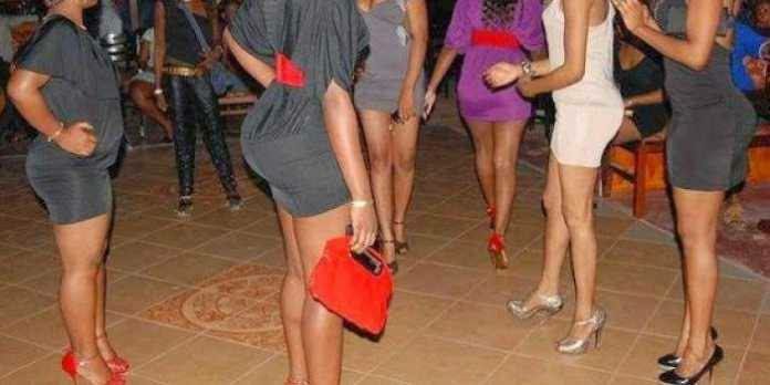 "Coronavirus: ""No more s3x, nightclubs till further notice"" – Nigerian prostitutes announced"