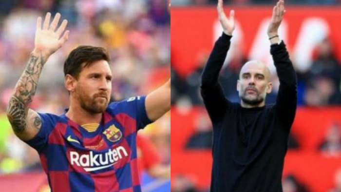 Covid-19: Messi, Guardiola donate one million euros each to combat virus