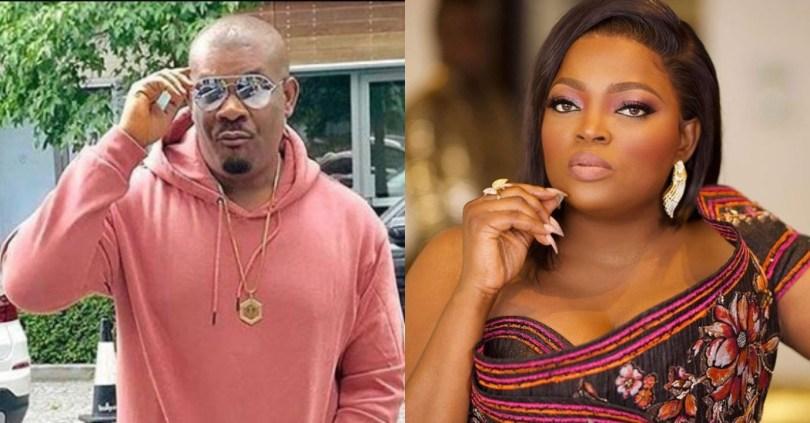 Don Jazzy celebrates Funke Akindele-Bello on Women Crush Wednesday