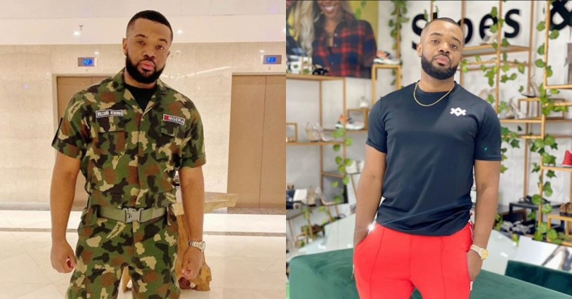 Williams Uchemba reveals what he would have done to some Nigerian celebrities if he were God