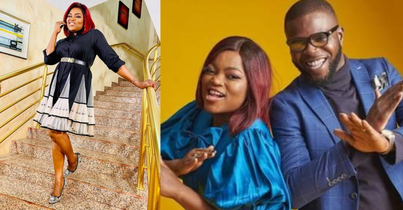 Fans jubilate as Actress, Funke Akindele makes her first social media appearance after arrest and trial