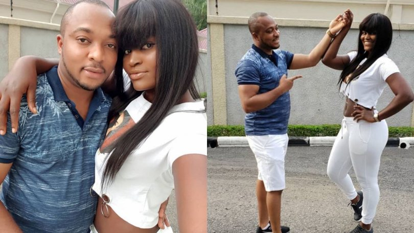 Actress, Chizzy Alichi reveals she dated her husband, Chike long before they married