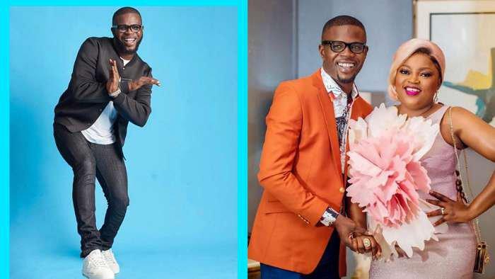 Actress, Funke Akindele celebrates husband, JJC Skillz as he turns 43