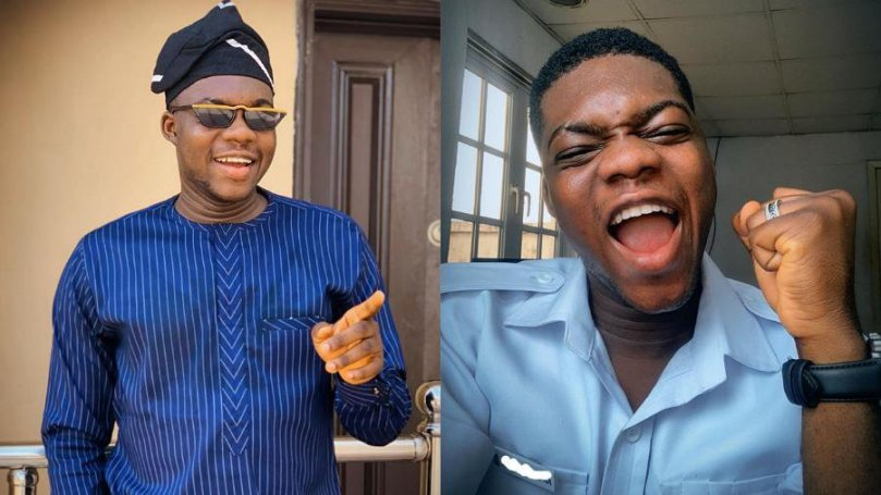 Days after his arrest, online comedian, The Cute Abiola has been released