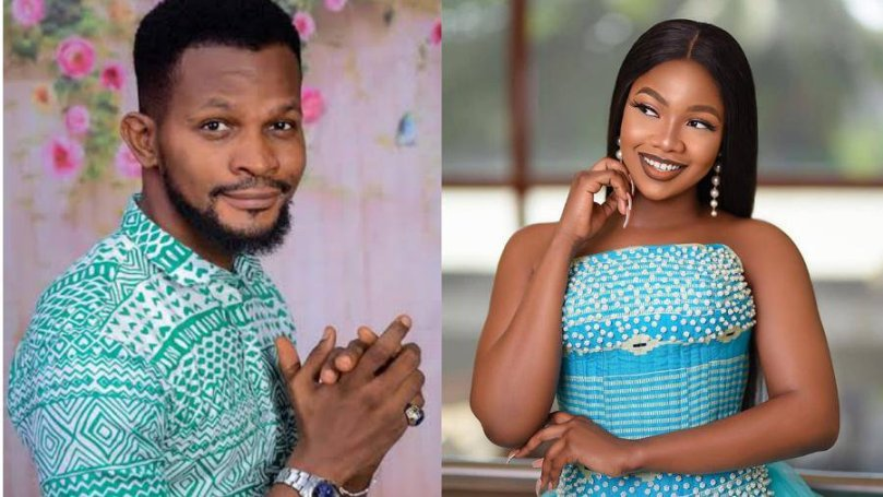 'My only wish is to put a ring on BBNaija Tacha's finger' – Actor, Uche Maduagwu declares