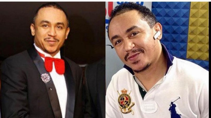 Friends celebrate OAP, Daddy Freeze on his 44th birthday
