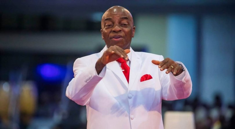 Bishop Oyedepo questions non re-opening of churches amid Covid-19