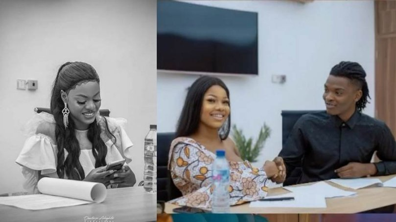 Reality stars, Tacha and Jackye sign deal with digital asset brand