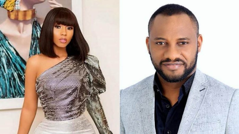 Yul Edochie defends Mercy Eke after Nigerian man labelled her local