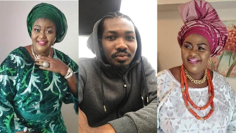 BBNaija Jackye's fiance, Kosemani showers his mom with birthday blessings