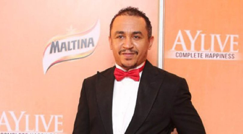 'Church building is not house of God, it's just a building, after lockdown, don't go back there' – Daddy Freeze