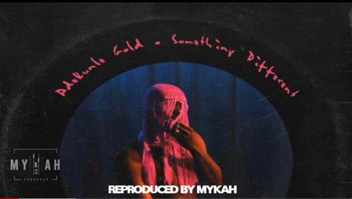 Download Instrumental Adekunle Gold – Something Different (Reprod. By Mykah)
