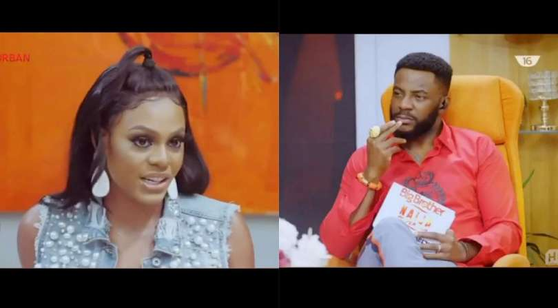 Day 24: BBNaija Pepper Dem Reunion: Jackye reveals why she never danced during Saturday night party