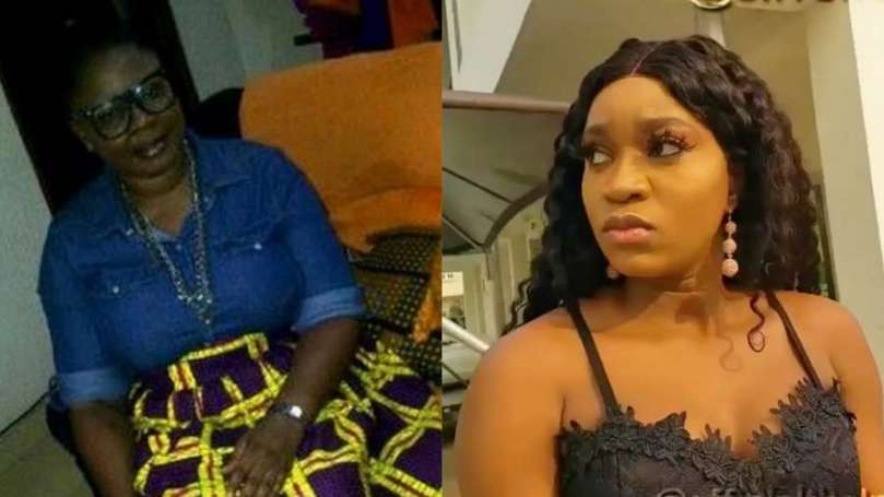 This mom insulted BBNaija's Thelma, calls her unfortunate celebrity, she replies