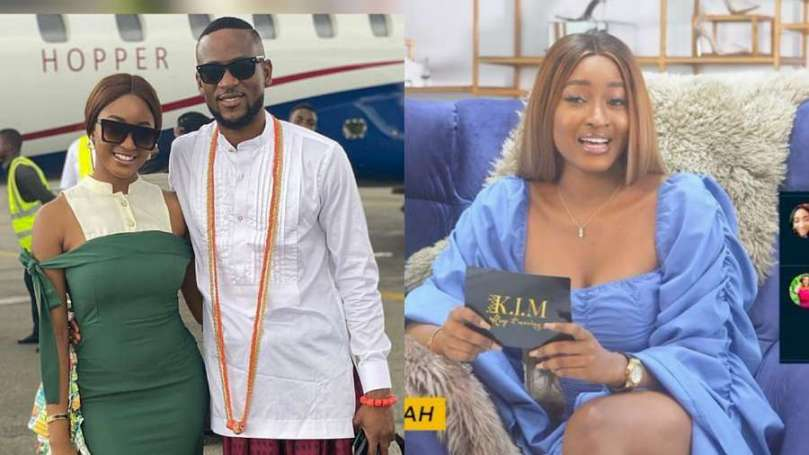 BBNaija's Kim Oprah confirms relationship with Omashola sunk long time ago (video)