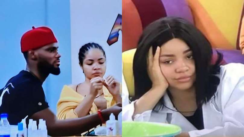 BBNaija2020: Nengi unapologetically rejects relationship with Prince