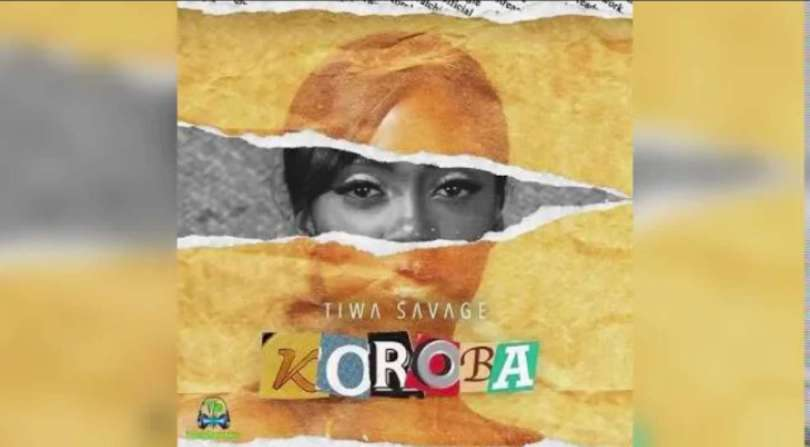 Download Instrumental Tiwa Savage – Koroba (Reprod by Melodysongz)