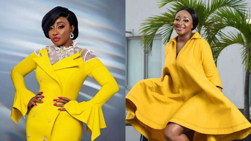 Actress Ini Edo sends heartwarming message to her 10 million IG fans