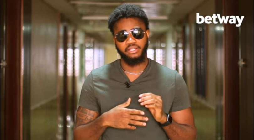 Praise rejects Ka3na and Lucy, reveals his BBNaija spec in Betway interview