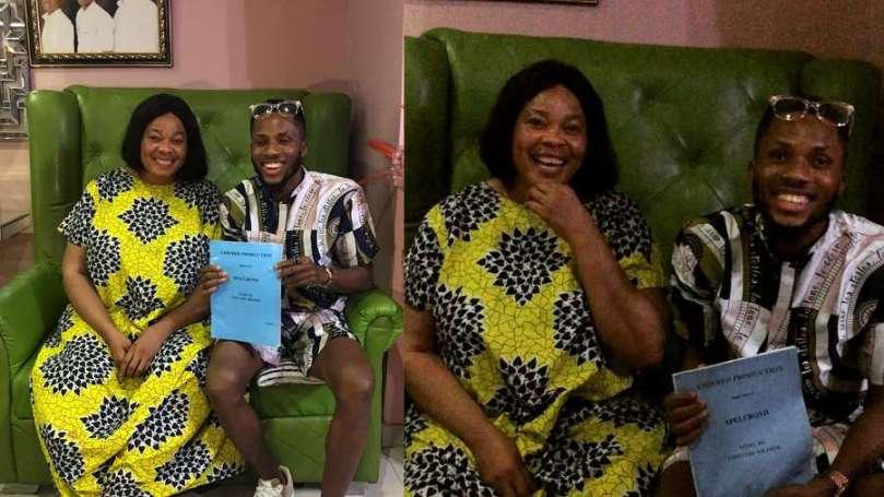BBNaija: Brighto earns Nollywood movie role
