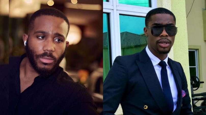 BBNaija: Kiddwaya spotted warning Neo to stop insulting him (video)