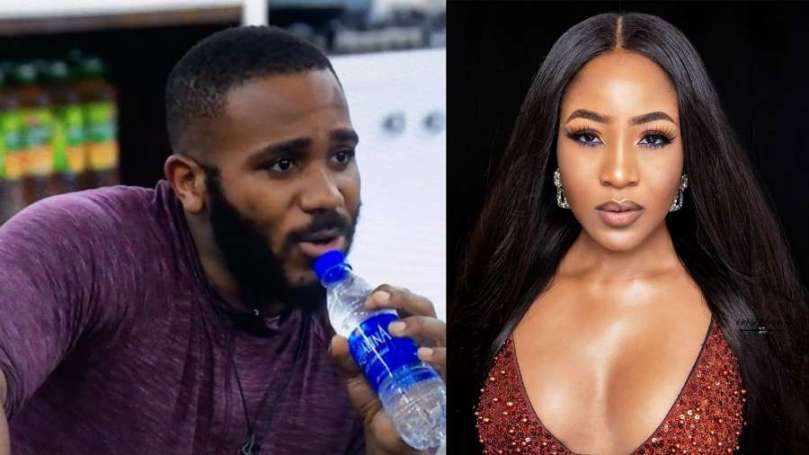 BBNaija: Kiddwaya worries about not seeing Erica's photo on the wall amongst ex-housemates