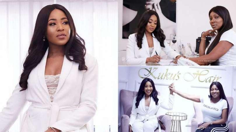BBNaija: Erica bags ambassadorial deal