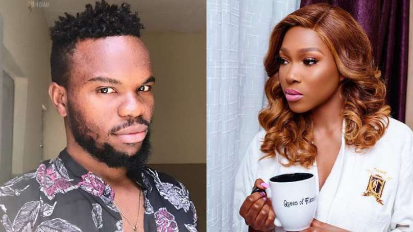 BBNaija: 'Vee is the most hated season 5 Housemate, I sometimes call her a witch' – Man alleges (video)
