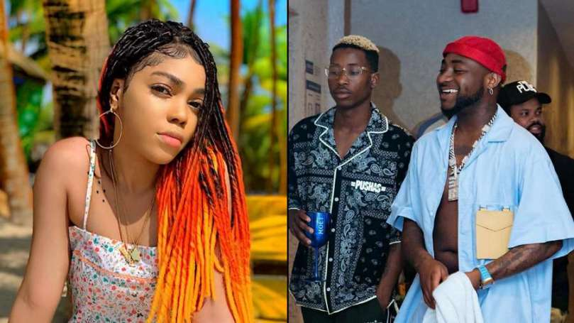Davido considers bringing Lil Frosh back into DMW label, but there's problem