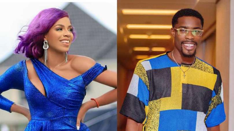 BBNaija's Venita reveals her cousin Neo's whereabout after a query from fan
