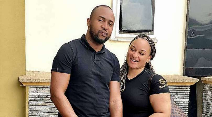 Deep breath as Ultimate Love co-winners Rosie and Kachi reconcile after their break-up